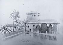 Frauenhaus Alhambra by Theodor Fischer