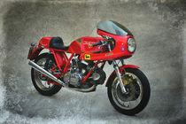 Ducati 900SS Königswelle PHOTOART 1.01 von Ingo Laue