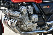Honda CBX 1000 CB 1 Motorblock 6 Zylinder von Ingo Laue