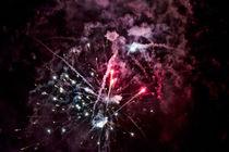 Ein farbenprächtiges Feuerwerk von Gina Koch