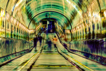 OLD ELBE TUNNEL I.I by ursfoto