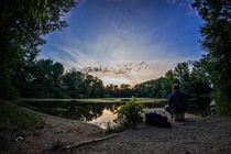 Sonnenuntergang von Sven Dressler