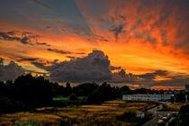 Sonnenuntergang by Sven Dressler