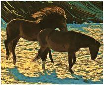 Movement Fun Horses von Sandra  Vollmann