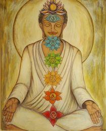 Chakra - Buddha von Marija Di Matteo