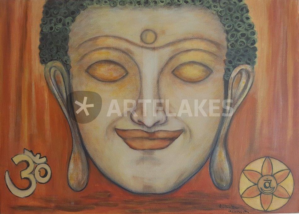 Buddha - Sakral Chakra (Svadhithana-Chakra)\