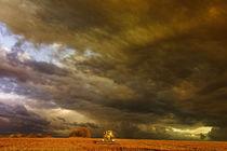 Wolkentraktor von Bernd Seydel