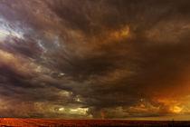 Regenbogenwolke von Bernd Seydel