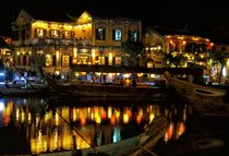 Hoi An by night von Bruno Schmidiger