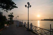 Am Ufer des Mekongs von Bruno Schmidiger