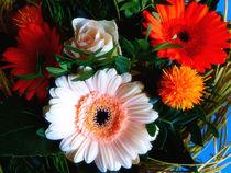 Bunter Blumengruß. von Zarahzeta ®