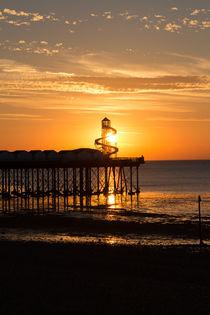 Helter Skelter Sunset #1 von Kevin Grimshaw