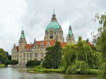 Das Neue Rathaus in Hannover von gscheffbuch