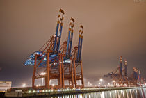 Containerterminal der HHLA by lynn-ba