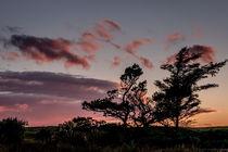 Sundown at Shulishader by Colin Metcalf