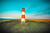 Der Leuchtturm - angekommen sein von Oliver Diercks