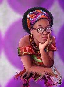 Tribe Queen 15 von Daniel Minlo