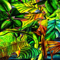 Tropical Plants von Blake Robson