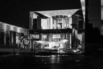 Berlin bei Nacht - Bundeskanzleramt #3 von Colin Utz