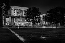 Berlin bei Nacht - Bundeskanzleramt #2 by Colin Utz