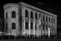 Trier bei Nacht - Konstantinbasilika von Colin Utz