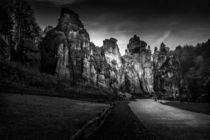 Externsteine Teutoburger Wald #3 by Colin Utz