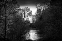 Externsteine Teutoburger Wald #2 von Colin Utz