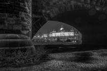 Dresden bei Nacht #1 by Colin Utz