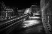 Stuttgart bei Nacht - Neue Staatsgalerie #1 von Colin Utz