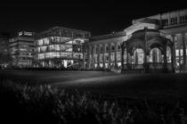 Stuttgart bei Nacht - Königsbau und Kunstmuseum #1 von Colin Utz
