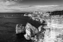 Bonifacio - Korsika by Mikolaj Gospodarek
