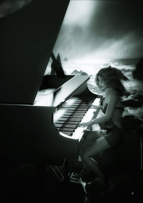 Piano Sonata by Sven K.