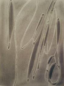 Abstract Graphite II by art-gallery-bendorf