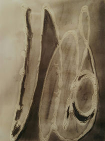 Abstract Graphite III by art-gallery-bendorf
