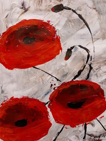 Poppies I by art-gallery-bendorf