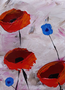 Poppies V by art-gallery-bendorf