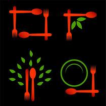 organic cuisine  von Shawlin I