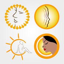 sun tanning  by Shawlin Mohd