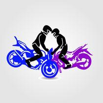 Stunt Bikers von Shawlin Mohd