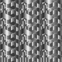Corrugated metal texture  von Shawlin Mohd