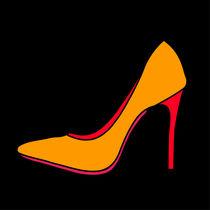 Women's shoe von Shawlin Mohd