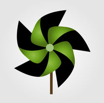 pinwheel toy von Shawlin Mohd