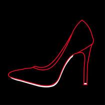 Women's shoe by Shawlin Mohd