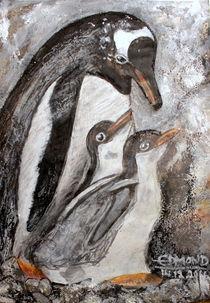 Die Pinguine (Spheniscidae) von Edmond Marinkovic