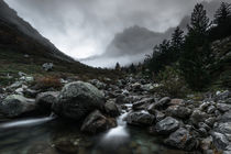 Restonica-Tal auf Korsika von Florian Westermann
