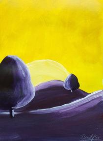 Landscape Purple II by art-gallery-bendorf