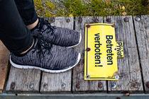 Please do not Enter by mnfotografie