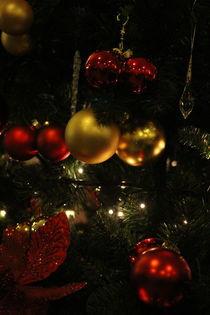 Weihnachtsstimmung, Adventszeit, Weihnachtsdeko by Simone Marsig