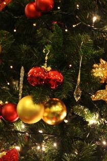 Weihnachtsstimmung, Adventszeit von Simone Marsig