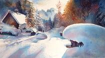 'Wintersonne' von Thomas Habermann